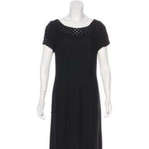 30% off! SONIA RYKIEL Embellished Midi Dress